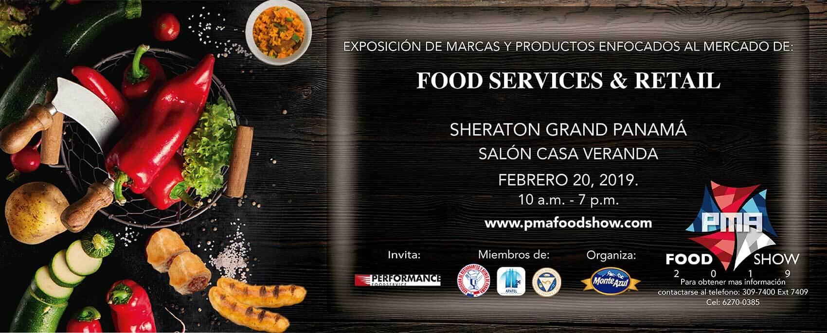 PMA Foodshow 2018
